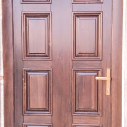 Ușă interior cu geam simplu