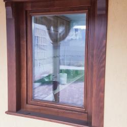 fereastra lemn stratificat